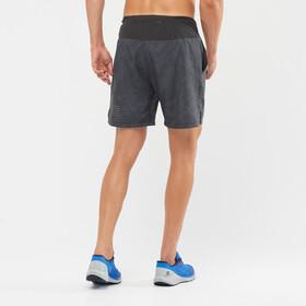 """Salomon XA Shorts 7"""" Men, black/ao"""